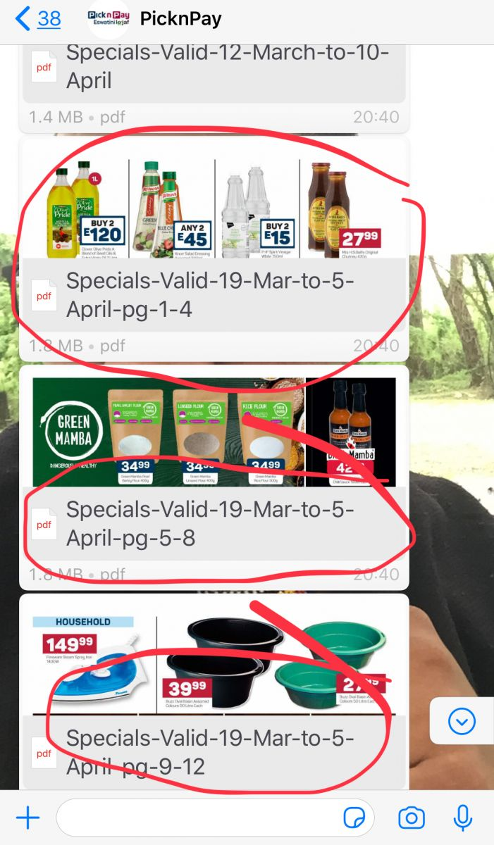 Pick n Pay - Misleading promotions